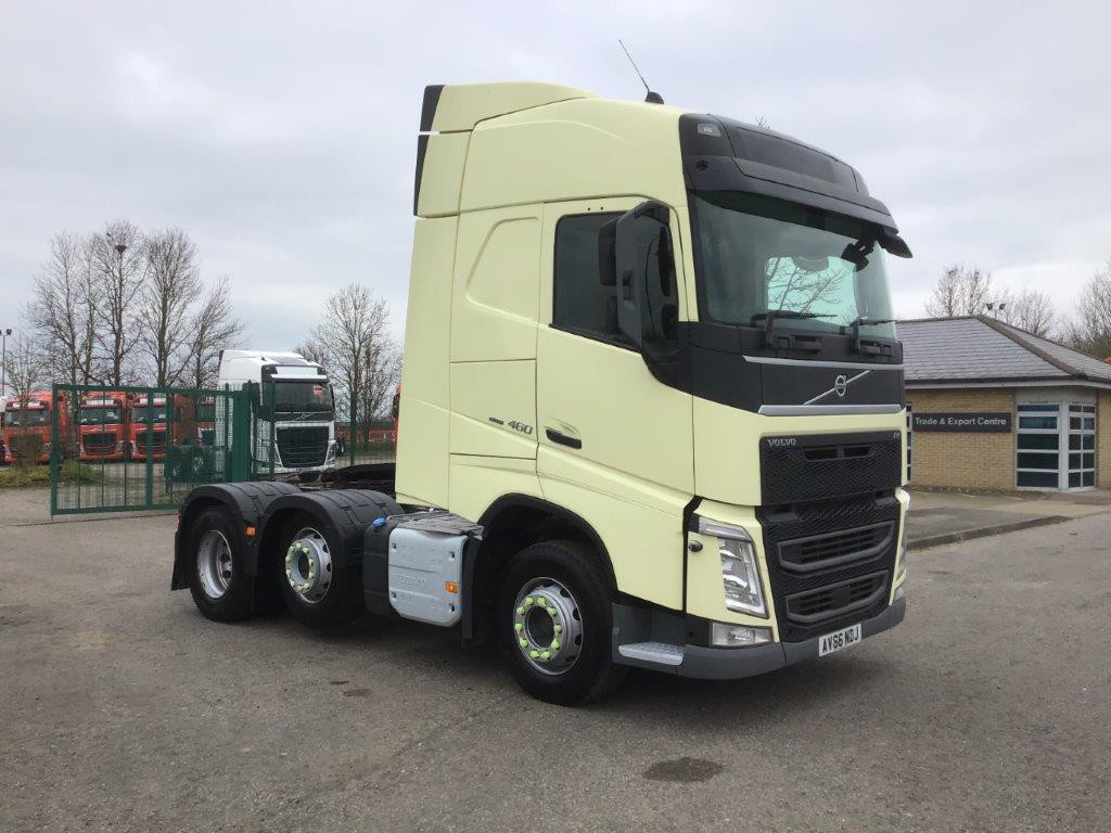 Volvo FH13 6x2 Tractor